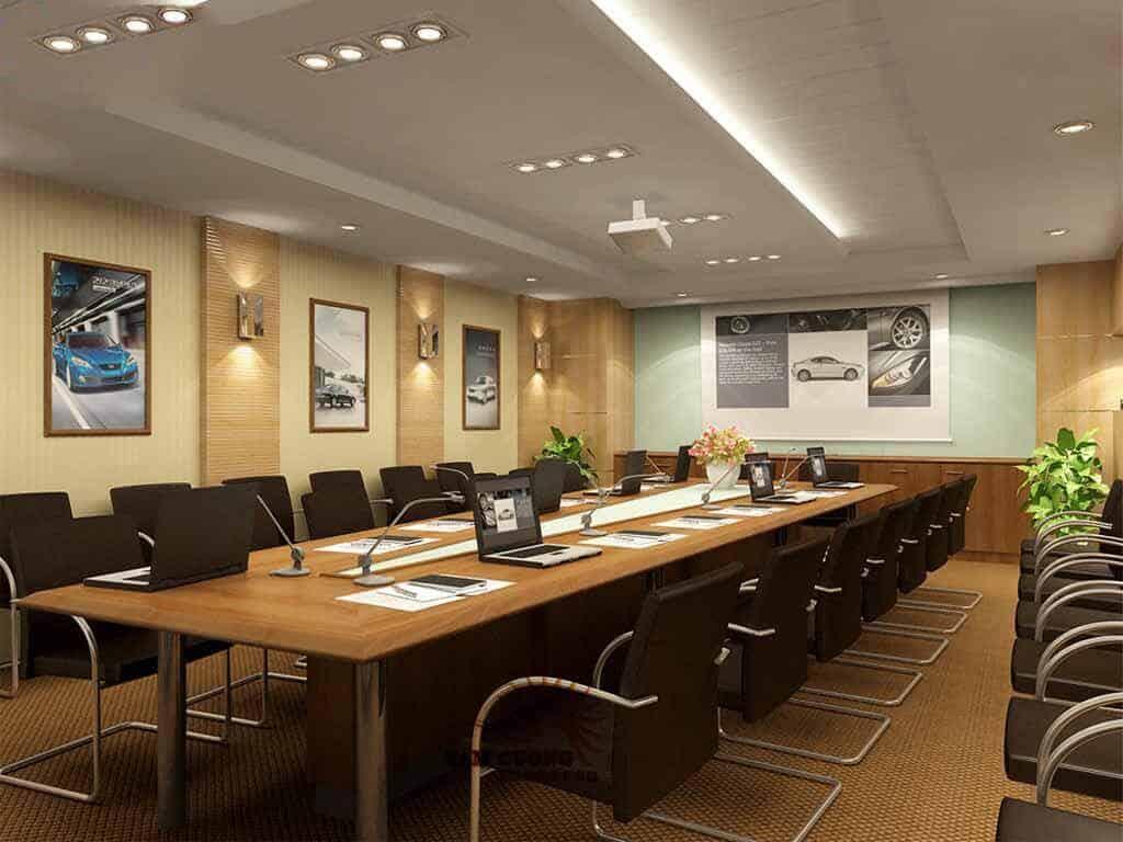 Top 6 Mẫu Thiết Kế Nội Thất Phòng Họp Đẹp, Sang Trọng Nhất -  - Mẫu thiết kế nội thất đẹp | thiết kế nội thất phòng họp 41