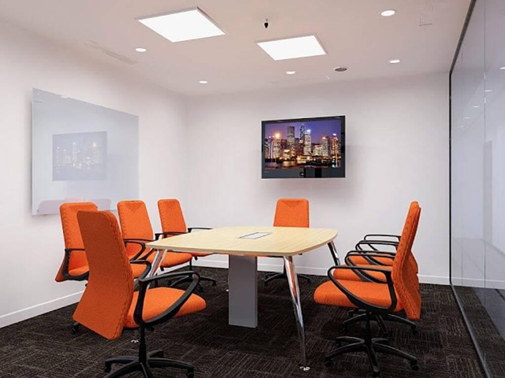 Top 6 Mẫu Thiết Kế Nội Thất Phòng Họp Đẹp, Sang Trọng Nhất -  - Mẫu thiết kế nội thất đẹp | thiết kế nội thất phòng họp 35