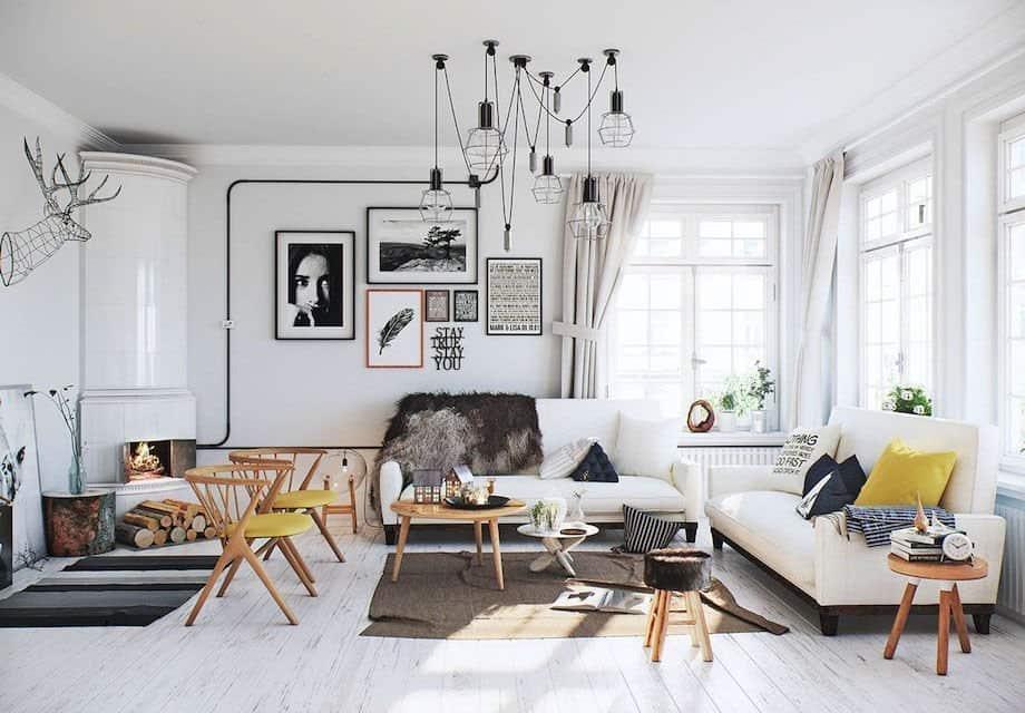Top 10+ Lưu Ý Khi Thiết Kế Nội Thất Nhà Phố, Căn Hộ 100- 115m2 -  - Mẫu thiết kế nội thất đẹp 27