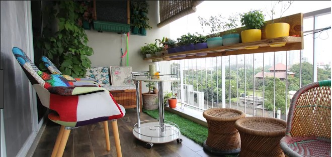 Top 7 Lưu Ý Khi Thiết Kế Nội Thất Ban Công -  - mẫu thiết kế ban công đẹp | Mẫu thiết kế nội thất đẹp 33