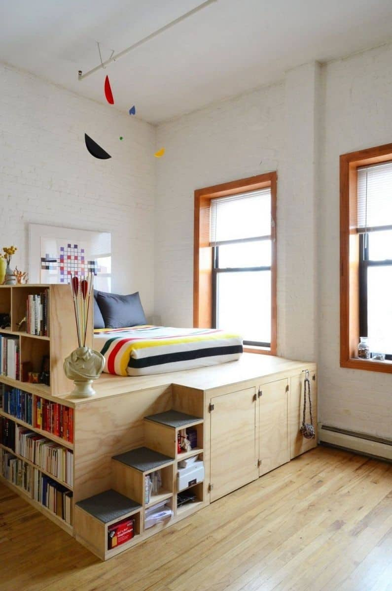 Top 20+ Mẫu Thiết Kế Nội Thất Nhà Nhỏ, Căn Hộ Nhỏ Đẹp Ấn Tượng Nhất -  - Mẫu thiết kế nội thất đẹp | nội thất cho nhà diện tích hẹp | nội thất cho nhà nhỏ 59