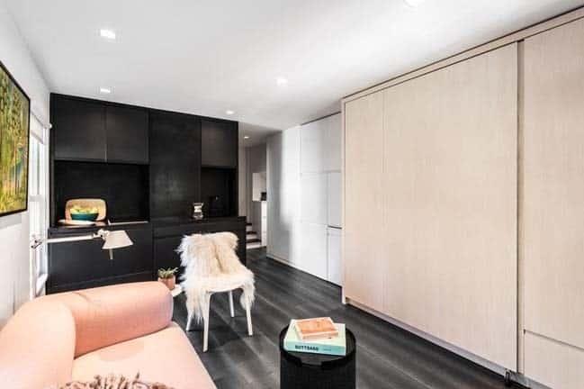 Top 20+ Mẫu Thiết Kế Nội Thất Nhà Nhỏ, Căn Hộ Nhỏ Đẹp Ấn Tượng Nhất -  - Mẫu thiết kế nội thất đẹp | nội thất cho nhà diện tích hẹp | nội thất cho nhà nhỏ 101