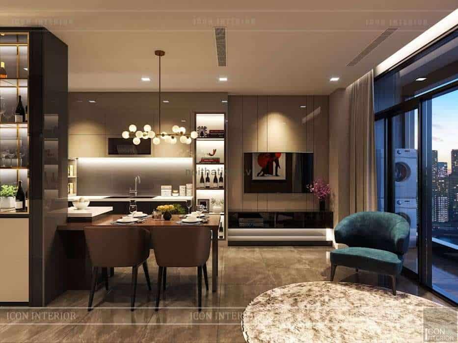 Top 10 Đơn Vị Thi Công, Thiết kế Nội Thất Căn Hộ Uy Tín Tại HCM -  - Công ty Á Đông | Công ty Kiến Trúc Đẹp | Công Ty Nội Thất Lio Decor 31