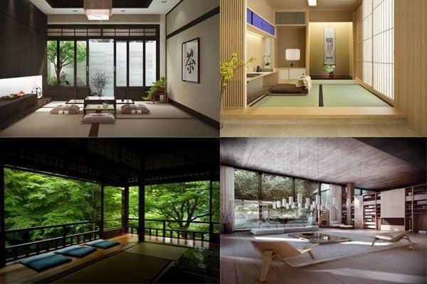 Top 10 Lưu Ý Khi Thiết Kế Nội Thất Nhật Bản -  - Mẫu thiết kế nội thất đẹp | thiết kế nội thất nhật bản 21