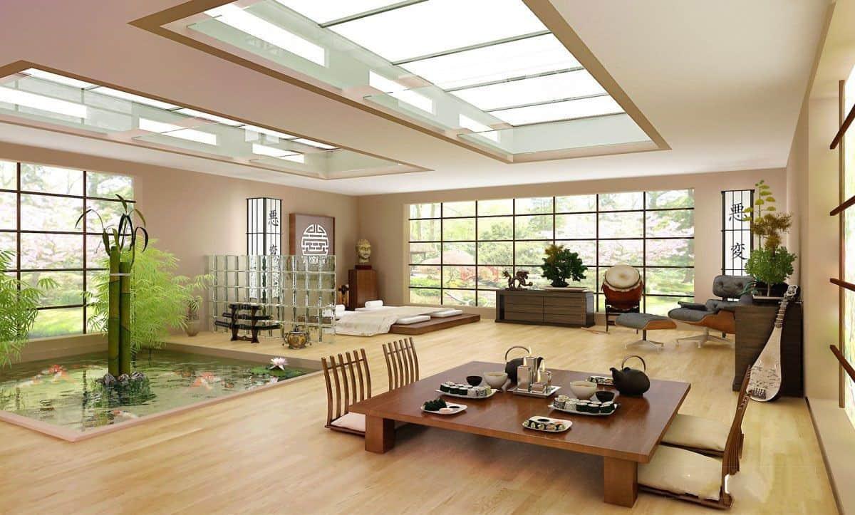 Top 10 Lưu Ý Khi Thiết Kế Nội Thất Nhật Bản -  - Mẫu thiết kế nội thất đẹp | thiết kế nội thất nhật bản 27