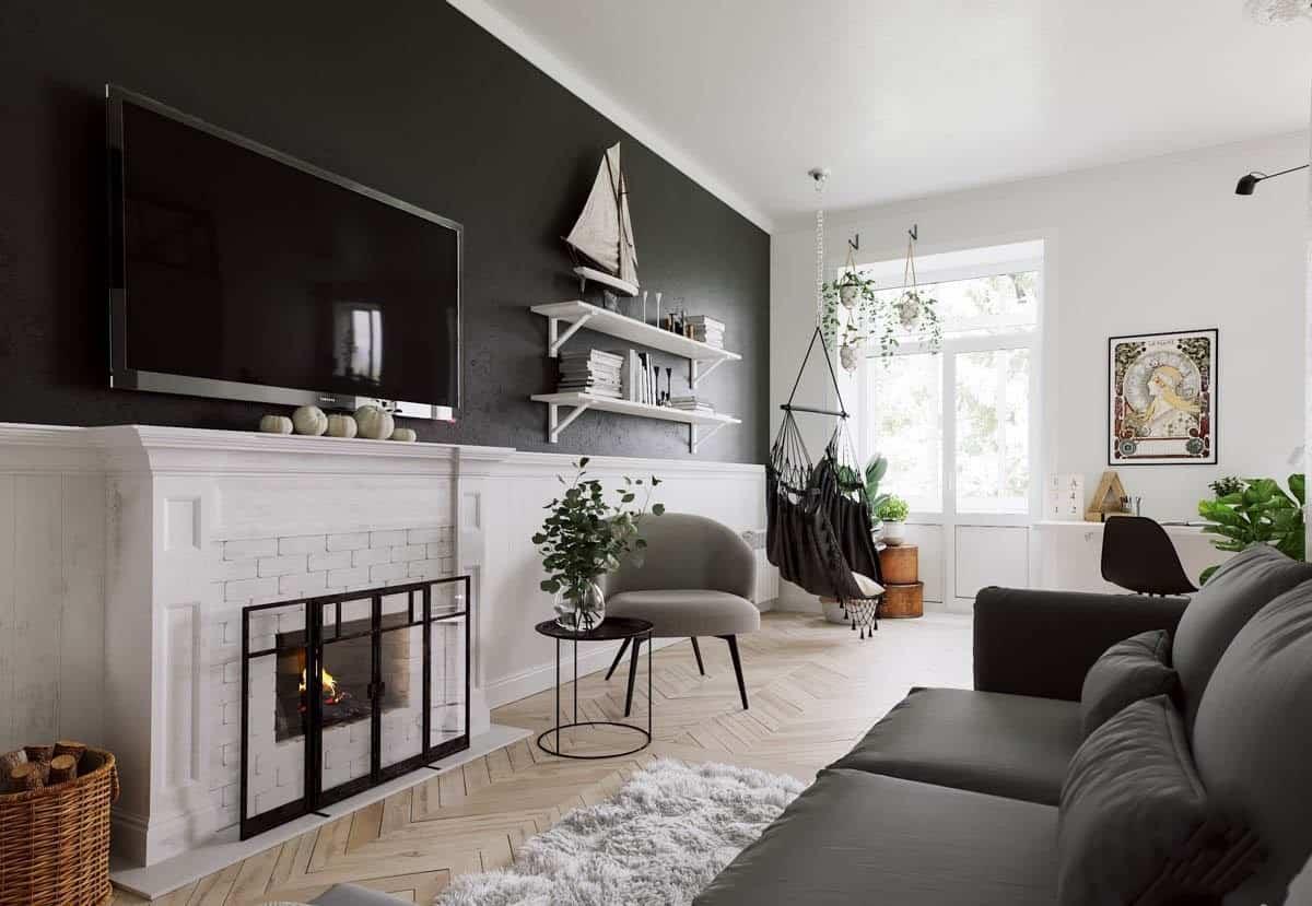 Top 26 Mẫu Thiết Kế Nội Thất Tây Âu Đẹp Ấn Tượng Nhất -  - Mẫu thiết kế nội thất đẹp | Nội thất phong cách tây âu 85