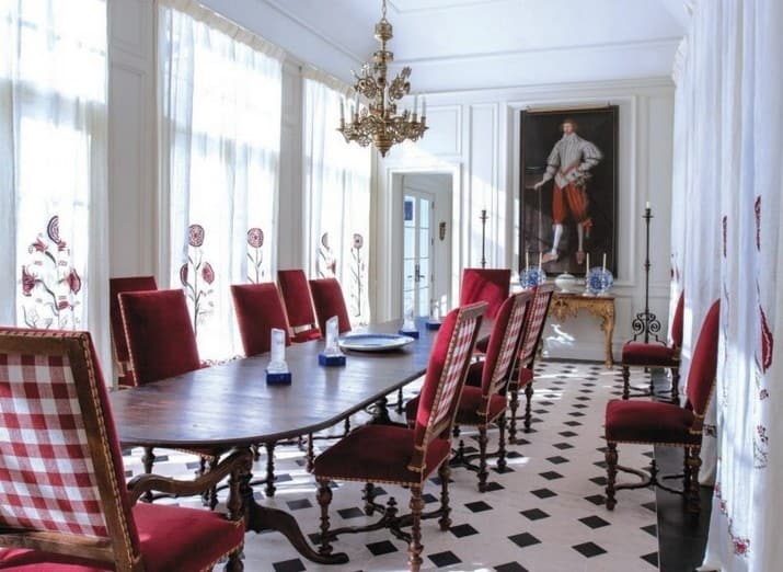 Top 26 Mẫu Thiết Kế Nội Thất Tây Âu Đẹp Ấn Tượng Nhất -  - Mẫu thiết kế nội thất đẹp | Nội thất phong cách tây âu 61