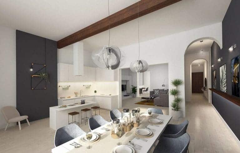 Top 26 Mẫu Thiết Kế Nội Thất Tây Âu Đẹp Ấn Tượng Nhất -  - Mẫu thiết kế nội thất đẹp | Nội thất phong cách tây âu 67
