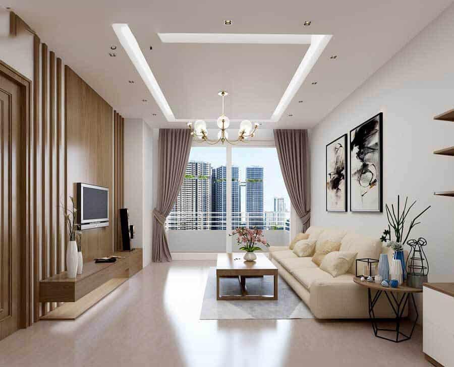 Top 13 Lưu Ý Khi Thiết Kế Nội Thất Nhà Phố, Căn Hộ 60- 75m2 -  - Mẫu thiết kế nội thất đẹp 31