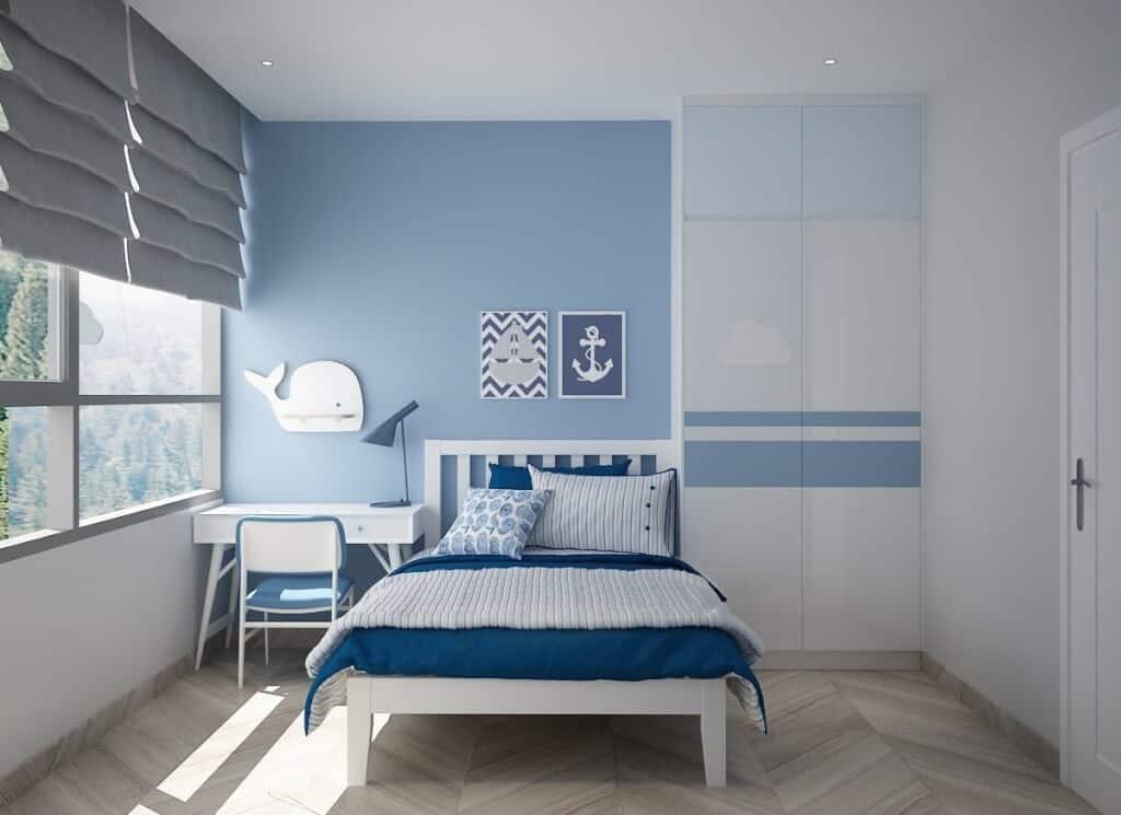 Top 30+ Mẫu Thiết Kế Nội Thất Phòng Trẻ Em (Bé Trai, Gái) Đẹp Ấn Tượng Nhất -  - mẫu phòng ngủ trẻ em đẹp | Mẫu thiết kế nội thất đẹp | mẫu thiết kế phòng ngủ đẹp 65