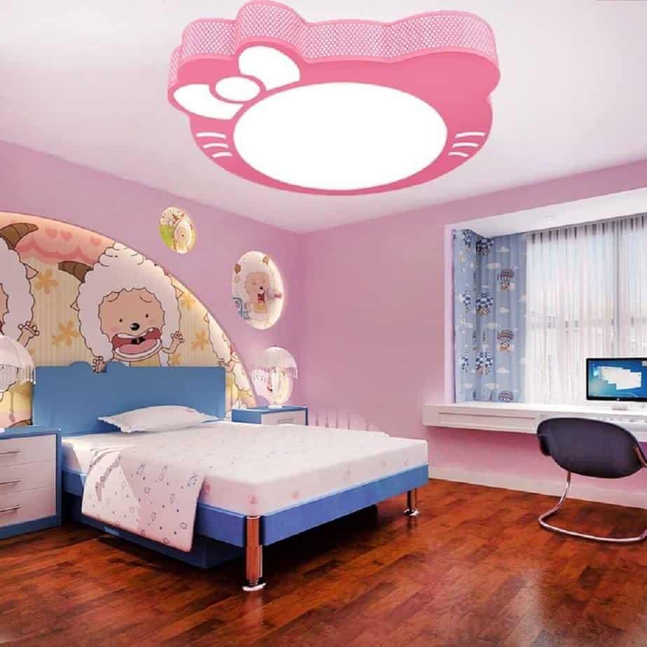 Top 30+ Mẫu Thiết Kế Nội Thất Phòng Trẻ Em (Bé Trai, Gái) Đẹp Ấn Tượng Nhất -  - mẫu phòng ngủ trẻ em đẹp | Mẫu thiết kế nội thất đẹp | mẫu thiết kế phòng ngủ đẹp 87