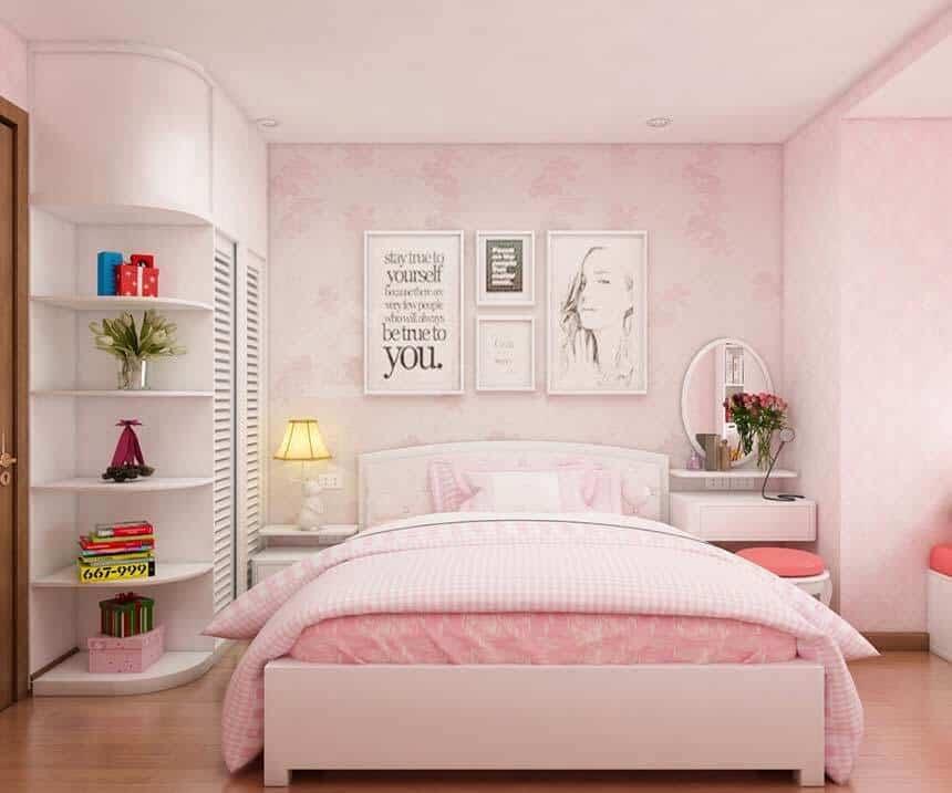 Top 30+ Mẫu Thiết Kế Nội Thất Phòng Trẻ Em (Bé Trai, Gái) Đẹp Ấn Tượng Nhất -  - mẫu phòng ngủ trẻ em đẹp | Mẫu thiết kế nội thất đẹp | mẫu thiết kế phòng ngủ đẹp 91