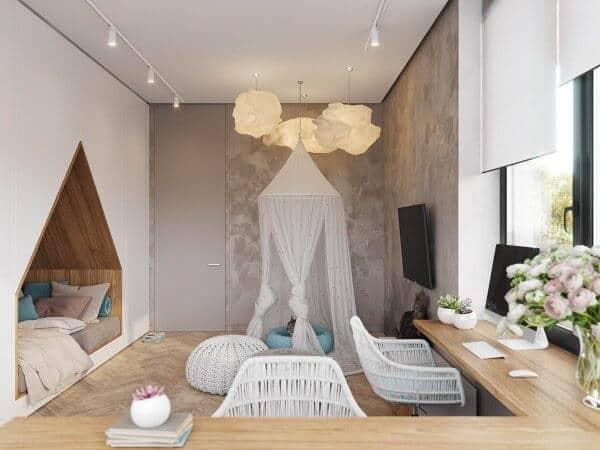 Top 30+ Mẫu Thiết Kế Nội Thất Phòng Trẻ Em (Bé Trai, Gái) Đẹp Ấn Tượng Nhất -  - mẫu phòng ngủ trẻ em đẹp | Mẫu thiết kế nội thất đẹp | mẫu thiết kế phòng ngủ đẹp 103
