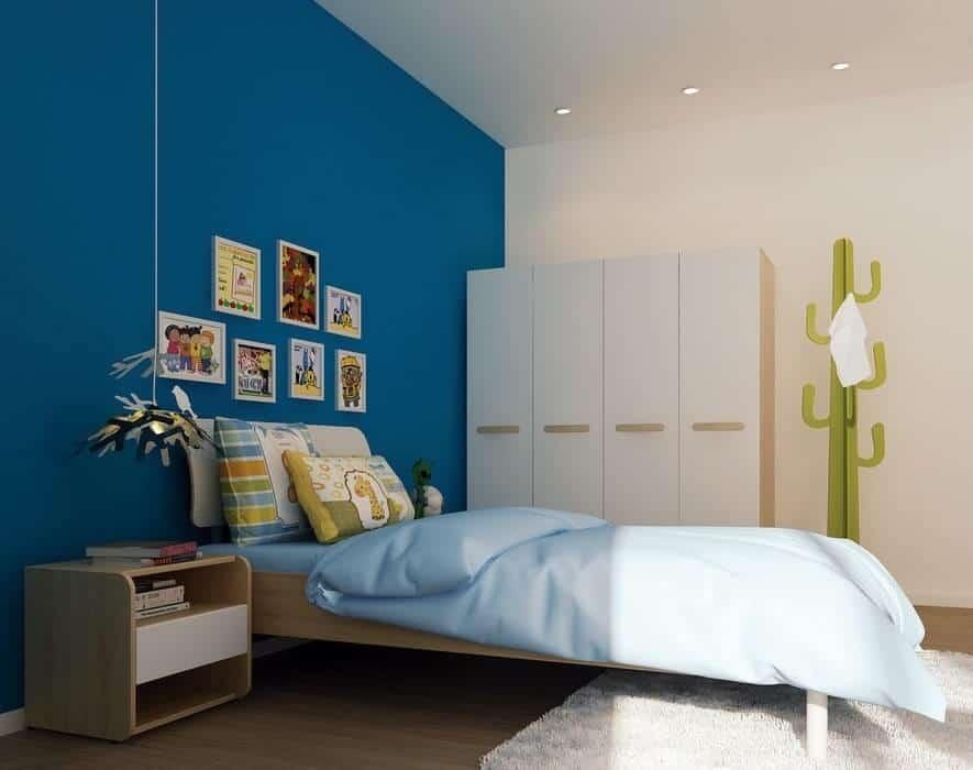 Top 30+ Mẫu Thiết Kế Nội Thất Phòng Trẻ Em (Bé Trai, Gái) Đẹp Ấn Tượng Nhất -  - mẫu phòng ngủ trẻ em đẹp | Mẫu thiết kế nội thất đẹp | mẫu thiết kế phòng ngủ đẹp 71