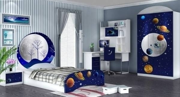 Top 30+ Mẫu Thiết Kế Nội Thất Phòng Trẻ Em (Bé Trai, Gái) Đẹp Ấn Tượng Nhất -  - mẫu phòng ngủ trẻ em đẹp | Mẫu thiết kế nội thất đẹp | mẫu thiết kế phòng ngủ đẹp 75