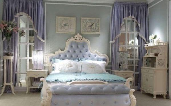 Top 20+ Mẫu Thiết Kế Nội Thất Tân - Bán Cổ Điển Đẹp Ấn Tượng Nhất -  - Mẫu thiết kế nội thất đẹp   nội thất phong cách tân bán cổ điển 75