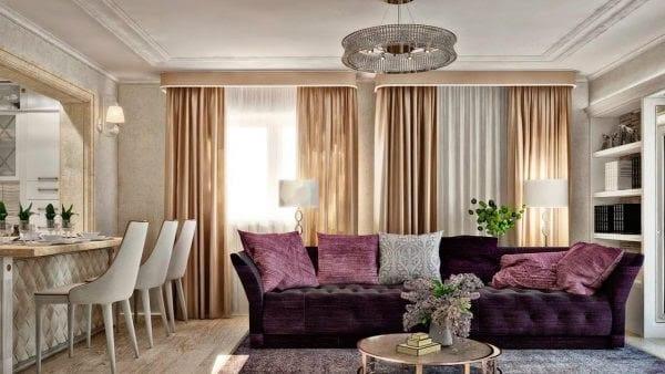 Top 20+ Mẫu Thiết Kế Nội Thất Tân - Bán Cổ Điển Đẹp Ấn Tượng Nhất -  - Mẫu thiết kế nội thất đẹp   nội thất phong cách tân bán cổ điển 61
