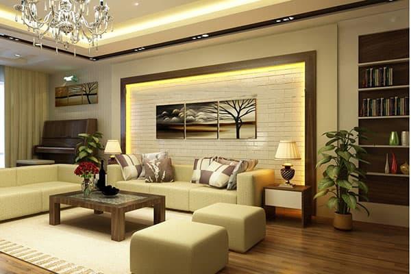 Top 13 Lưu Ý Khi Thiết Kế Nội Thất Nhà Phố, Căn Hộ 60- 75m2 -  - Mẫu thiết kế nội thất đẹp 45