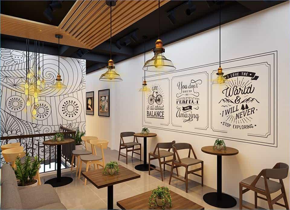 Top 8 Lưu Ý Khi Thiết Kế Nội Thất Quán Ăn Vặt -  - thiết kế nội thất quán ăn vặt 31