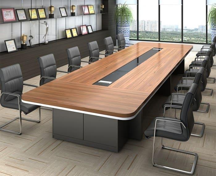 Top 10 Lưu Ý Khi Thiết Kế Nội Thất Phòng Họp -  - thiết kế nội thất phòng họp 29