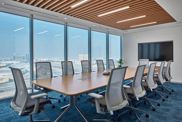 Top 10 Lưu Ý Khi Thiết Kế Nội Thất Phòng Họp -  - thiết kế nội thất phòng họp 19