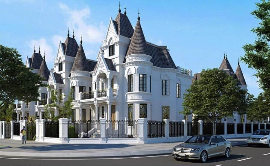 Top 25+ Mẫu Thiết Kế Nhà Phong Cách Luxury Đẹp Ngất Ngây -  - Mẫu thiết kế nội thất đẹp | thiết kế nhà phong cách luxury 77