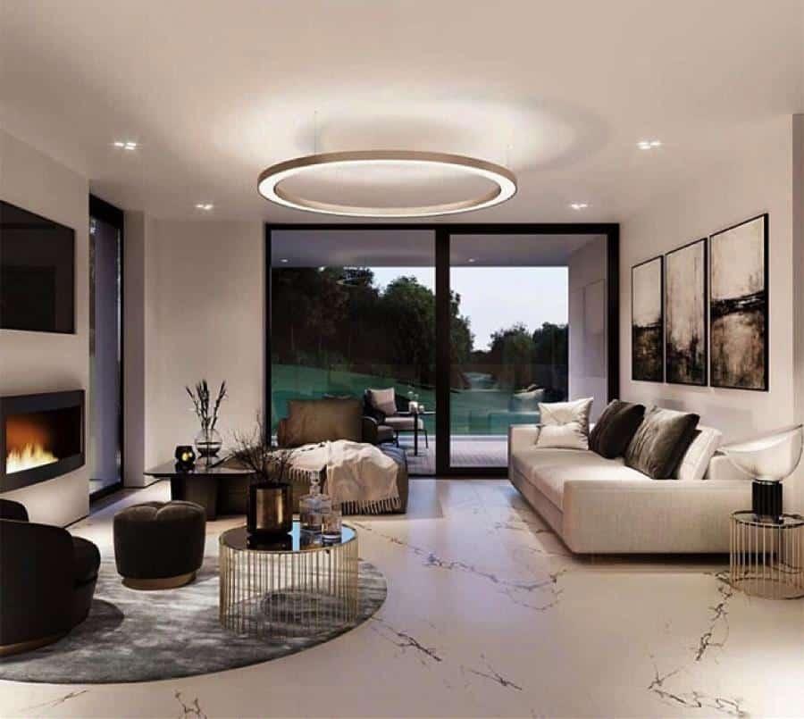 Top 25+ Mẫu Thiết Kế Nhà Phong Cách Luxury Đẹp Ngất Ngây -  - Mẫu thiết kế nội thất đẹp | thiết kế nhà phong cách luxury 83
