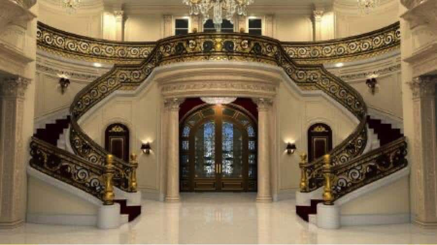 Top 25+ Mẫu Thiết Kế Nhà Phong Cách Luxury Đẹp Ngất Ngây -  - Mẫu thiết kế nội thất đẹp | thiết kế nhà phong cách luxury 91