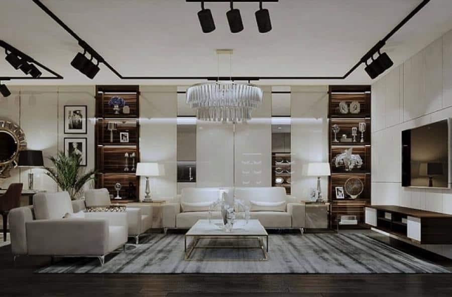 Top 25+ Mẫu Thiết Kế Nhà Phong Cách Luxury Đẹp Ngất Ngây -  - Mẫu thiết kế nội thất đẹp | thiết kế nhà phong cách luxury 93