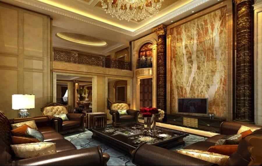 Top 25+ Mẫu Thiết Kế Nhà Phong Cách Luxury Đẹp Ngất Ngây -  - Mẫu thiết kế nội thất đẹp | thiết kế nhà phong cách luxury 95