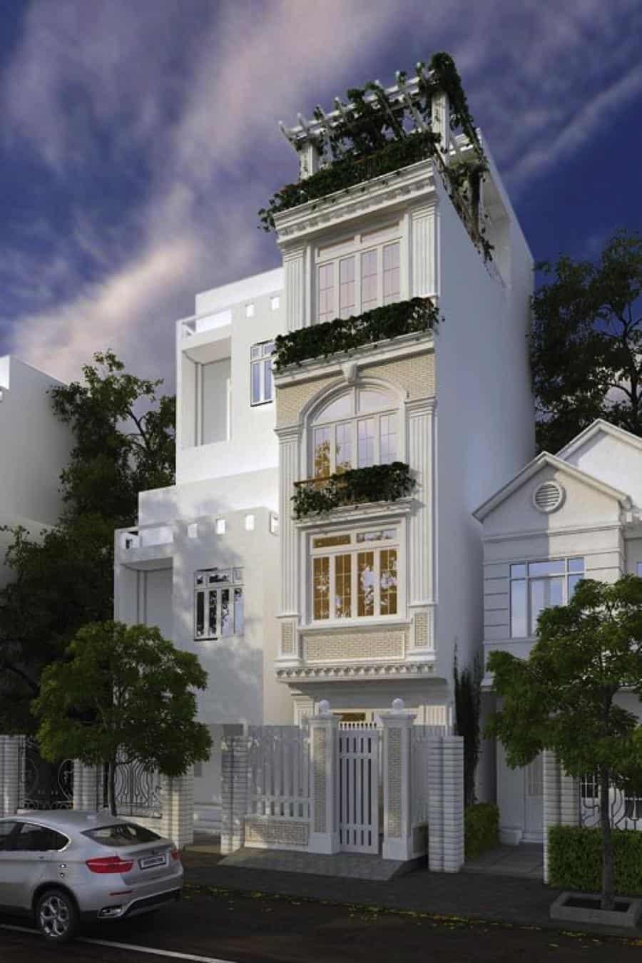 Top 25+ Mẫu Thiết Kế Nhà Phong Cách Luxury Đẹp Ngất Ngây -  - Mẫu thiết kế nội thất đẹp | thiết kế nhà phong cách luxury 97