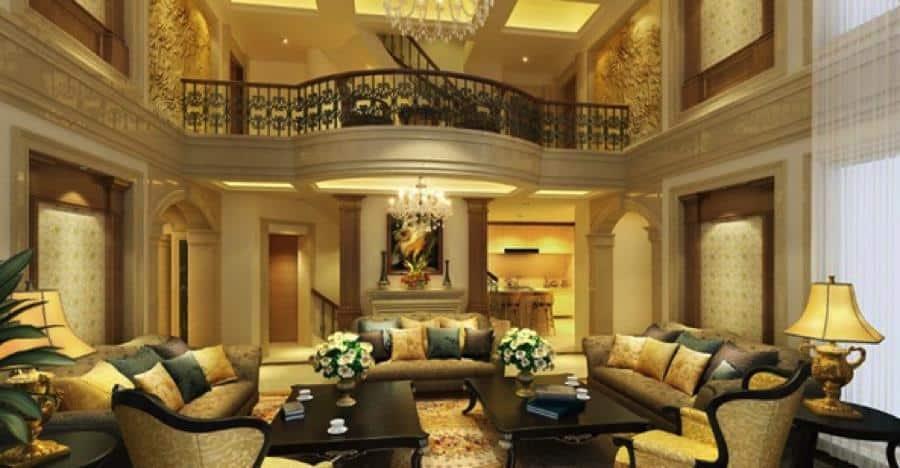 Top 25+ Mẫu Thiết Kế Nhà Phong Cách Luxury Đẹp Ngất Ngây -  - Mẫu thiết kế nội thất đẹp | thiết kế nhà phong cách luxury 99