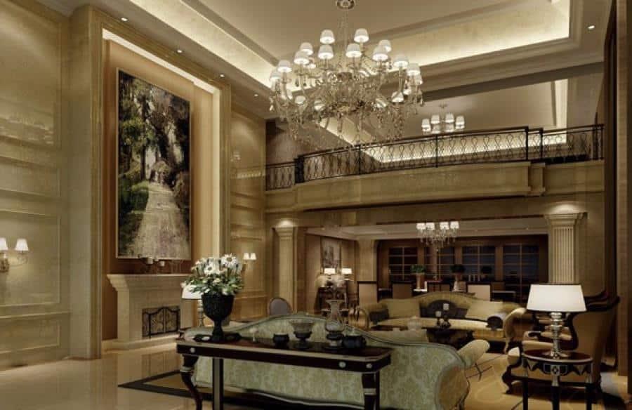 Top 25+ Mẫu Thiết Kế Nhà Phong Cách Luxury Đẹp Ngất Ngây -  - Mẫu thiết kế nội thất đẹp | thiết kế nhà phong cách luxury 103