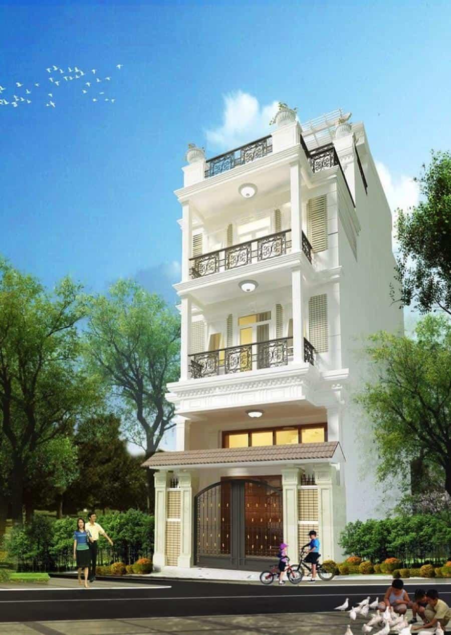 Top 25+ Mẫu Thiết Kế Nhà Phong Cách Luxury Đẹp Ngất Ngây -  - Mẫu thiết kế nội thất đẹp | thiết kế nhà phong cách luxury 105