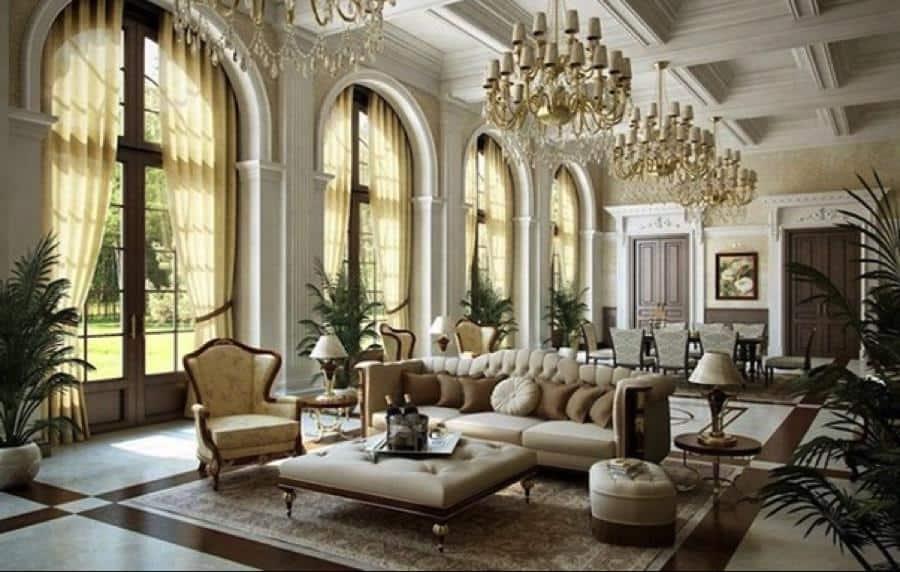 Top 25+ Mẫu Thiết Kế Nhà Phong Cách Luxury Đẹp Ngất Ngây -  - Mẫu thiết kế nội thất đẹp | thiết kế nhà phong cách luxury 107