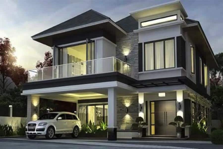 Top 25+ Mẫu Thiết Kế Nhà Phong Cách Luxury Đẹp Ngất Ngây -  - Mẫu thiết kế nội thất đẹp | thiết kế nhà phong cách luxury 65