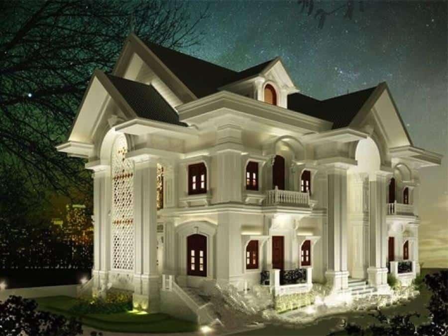 Top 25+ Mẫu Thiết Kế Nhà Phong Cách Luxury Đẹp Ngất Ngây -  - Mẫu thiết kế nội thất đẹp | thiết kế nhà phong cách luxury 73