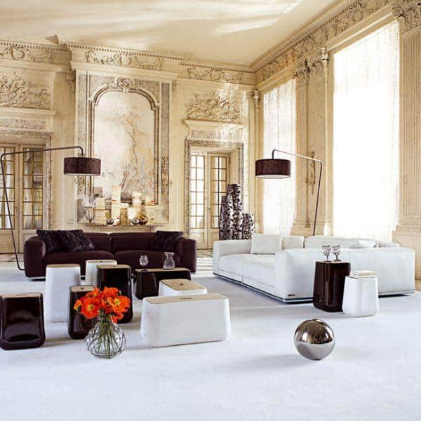 Top 23 Mẫu Thiết Kế Nội Thất Châu Âu Đẹp Ấn Tượng -  - Mẫu thiết kế nội thất đẹp | thiết kế nội thất châu âu đẹp 47