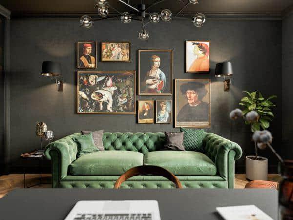 Top 23 Mẫu Thiết Kế Nội Thất Châu Âu Đẹp Ấn Tượng -  - Mẫu thiết kế nội thất đẹp | thiết kế nội thất châu âu đẹp 55