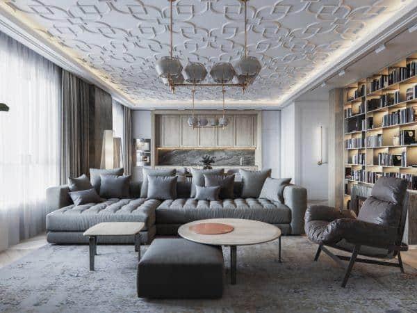 Top 23 Mẫu Thiết Kế Nội Thất Châu Âu Đẹp Ấn Tượng -  - Mẫu thiết kế nội thất đẹp | thiết kế nội thất châu âu đẹp 57