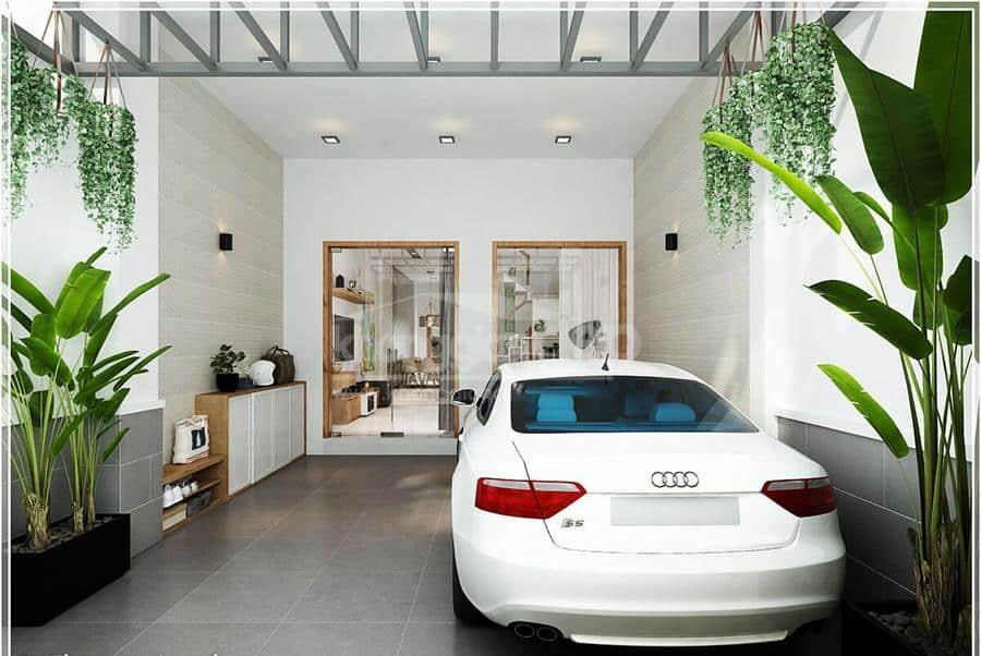 Top 20+ Mẫu Thiết Kế Nội Thất Nhà Xe Đẹp Bất Ngờ -  - Mẫu thiết kế nội thất đẹp | thiết kế nội thất nhà xe 63