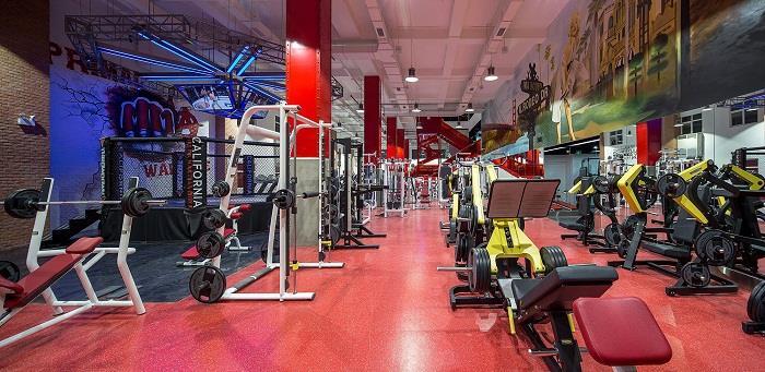 Top 20 Mẫu Thiết Kế Nội Thất Phòng Tập Thể Dục, Gym Đẹp Ấn Tượng -  - Mẫu thiết kế nội thất đẹp | thiết kế phòng tập gym | thiết kế phòng tập thể dục 64