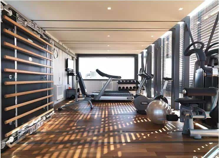 Top 20 Mẫu Thiết Kế Nội Thất Phòng Tập Thể Dục, Gym Đẹp Ấn Tượng -  - Mẫu thiết kế nội thất đẹp | thiết kế phòng tập gym | thiết kế phòng tập thể dục 66