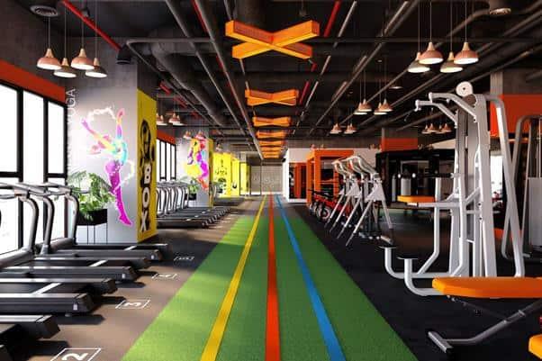 Top 20 Mẫu Thiết Kế Nội Thất Phòng Tập Thể Dục, Gym Đẹp Ấn Tượng -  - Mẫu thiết kế nội thất đẹp | thiết kế phòng tập gym | thiết kế phòng tập thể dục 48
