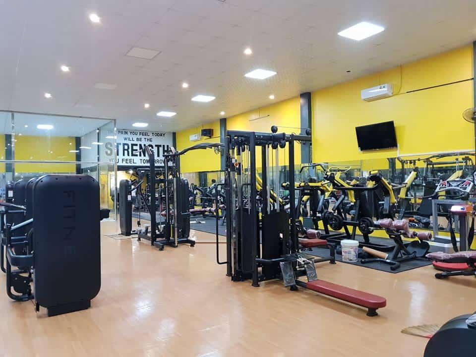 Top 20 Mẫu Thiết Kế Nội Thất Phòng Tập Thể Dục, Gym Đẹp Ấn Tượng -  - Mẫu thiết kế nội thất đẹp | thiết kế phòng tập gym | thiết kế phòng tập thể dục 62