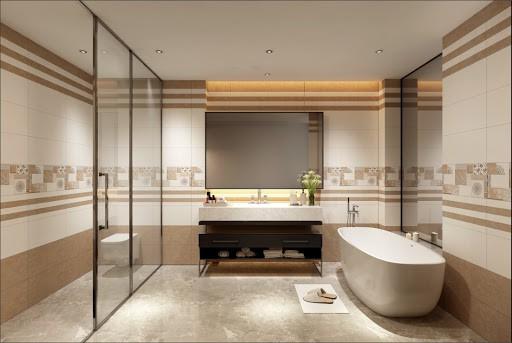 Top 12 Lưu Ý Khi Thiết Kế Nội Thất Phòng Tắm, Nhà Vệ Sinh -  - lưu ý thiết kế nhà vệ sinh   lưu ý thiết kế phòng tắm   Mẫu thiết kế nội thất đẹp 18