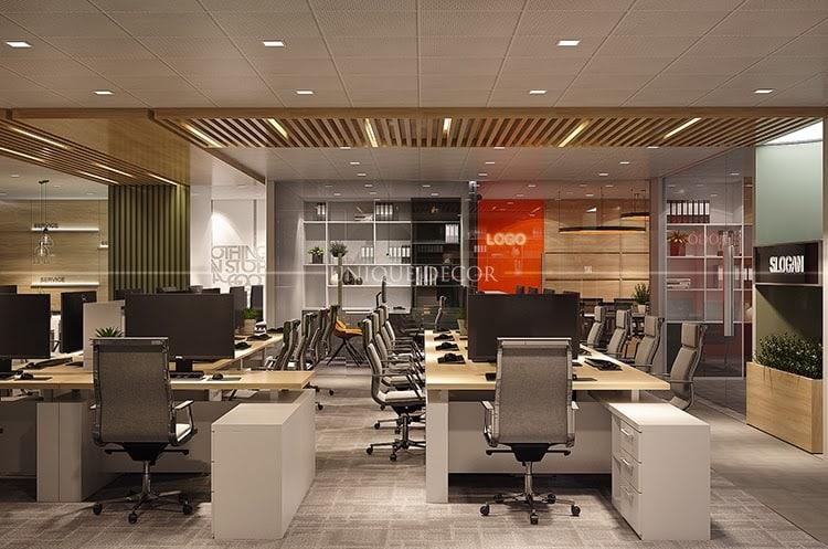 Top 8 Lưu Ý Khi Thiết Kế Nội Thất Phòng Làm Việc -  - lưu ý thiết kế phòng làm việc | Mẫu thiết kế nội thất đẹp 19