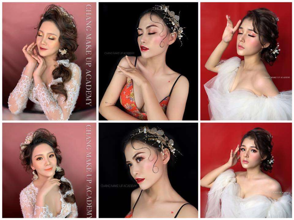 Top 10 Địa Chỉ Trang Điểm Cô Dâu Đẹp Xuất Sắc Tại Nha Trang -  - Chang Make Up | Cường Trần Studio | Lyn Artist 33
