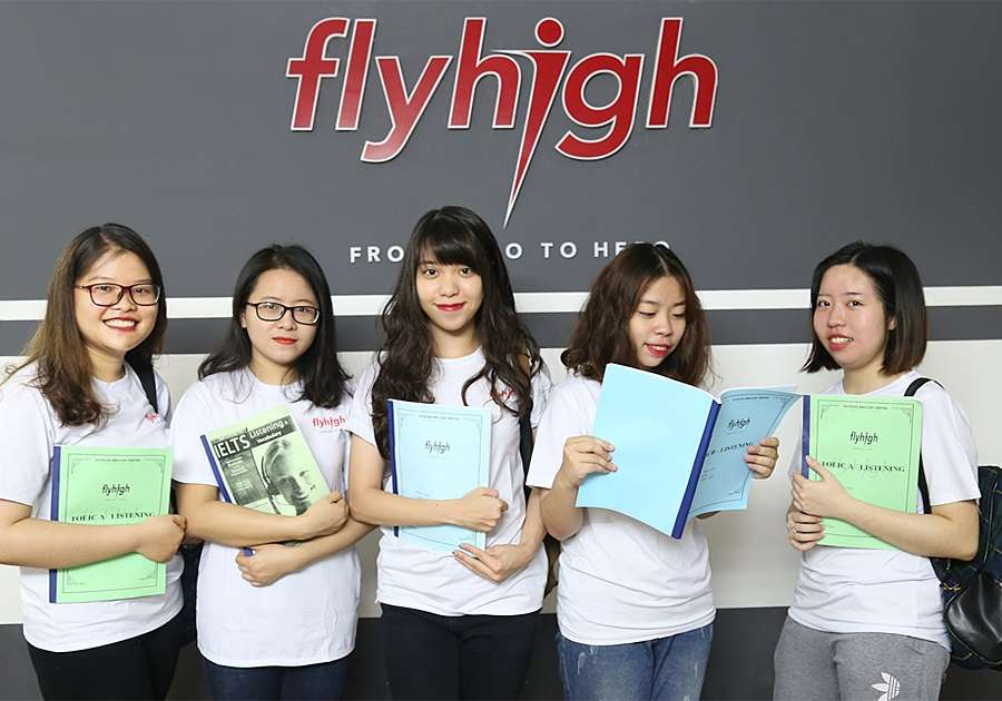 Top 10 Địa Điểm Dạy Toeic Tốt Nhất Hà Nội -  - Anh ngữ Quốc tế American Links | Fly High English Center | Hà Nội 27