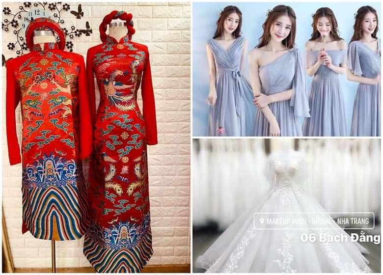 Top 10 Địa Chỉ Trang Điểm Cô Dâu Đẹp Xuất Sắc Tại Nha Trang -  - Chang Make Up | Cường Trần Studio | Lyn Artist 21